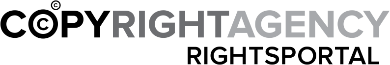 Copyright Agency Logo